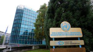 WMO – Всемирная метеорологическая организация